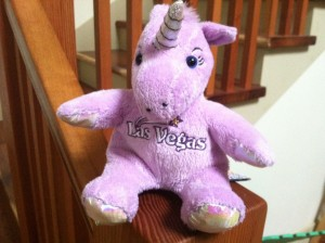 Dick Cheney is a purple unicorn