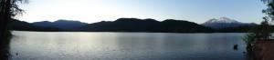Sunset at Lake Siskiyou