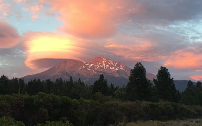 Magic of Mount Shasta