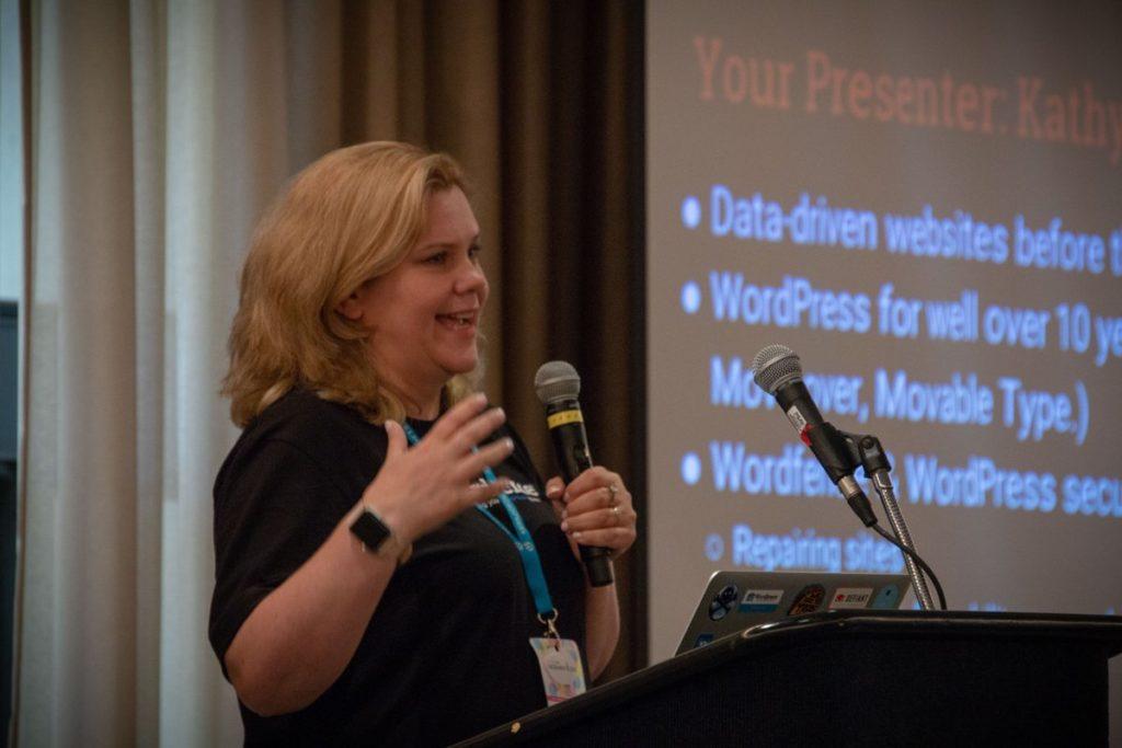 Kathy Zant WordCamp Sacramento