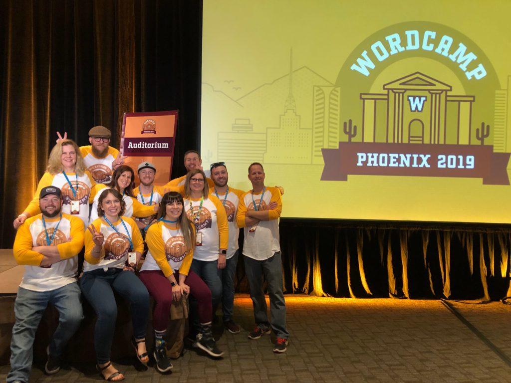 WordCamp Phoenix Org Team