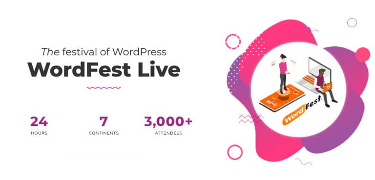 WordFest: Reconnecting with the WordPress Community